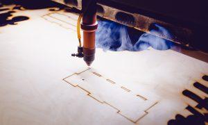 CNC Laserbeschriftung